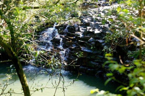 Hike Maui : One three waterfalls