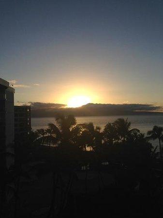 The Westin Maui Resort & Spa : Dec 2013 Another beautiful sunset