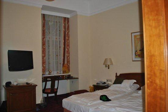 Hotel Stefanie: Excellent/Big room