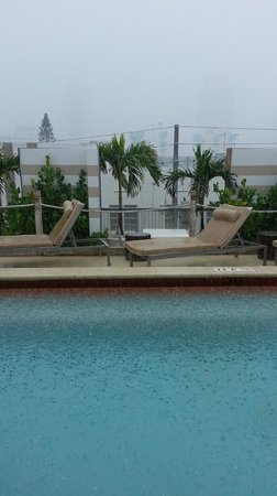 Sense Beach House: Rooftop terrace