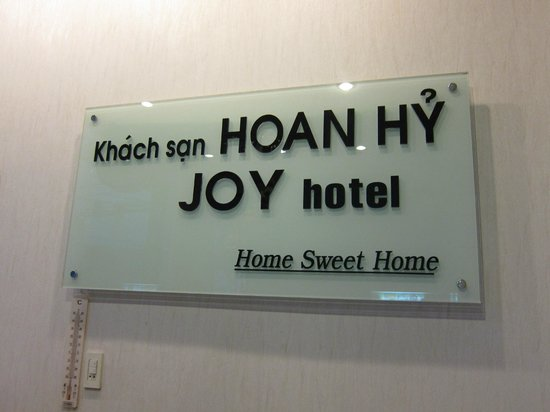 Hoan Hy Hotel: front