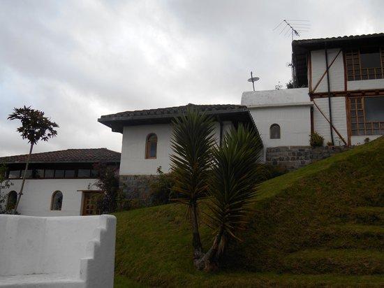 Casa Mojanda: Main House