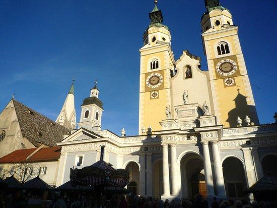 Duomo di Bressanone: l'esterno