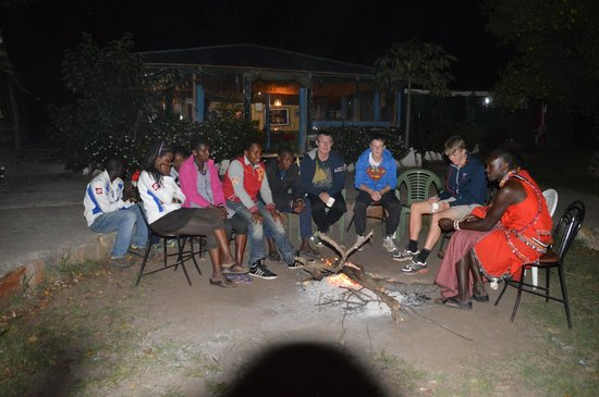 Oldarpoi Mara Camp: Bonfirestories