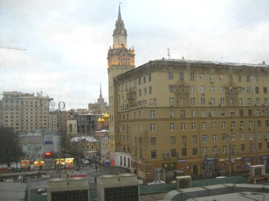 Mercure Arbat Moscow : View from my room