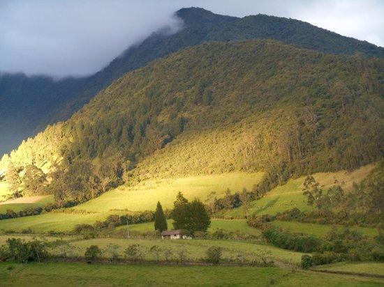 Casa Mojanda: Morning View