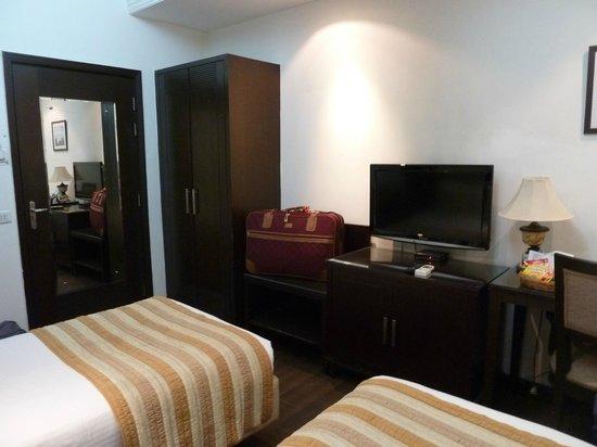 Hotel Africa Avenue: la camera
