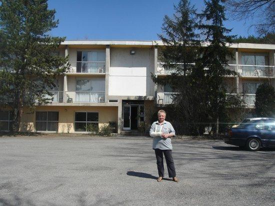 Hotel Le Carina: Вид отеля