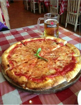 Bella Italia : Pizza margherita