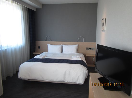 JR Kyushu Hotel Miyazaki: 32 sqm double bed room