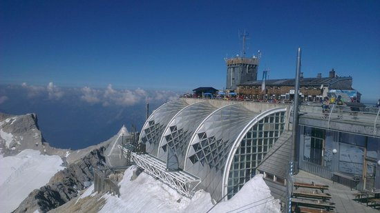 Zugspitze: Top of Germany