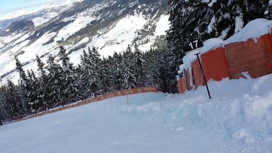 Dolomiti Ski Tour: gran risa