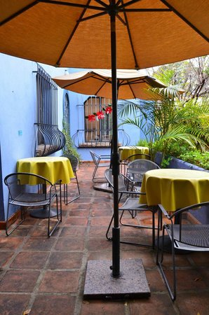 Casa Carly : Outside our casita