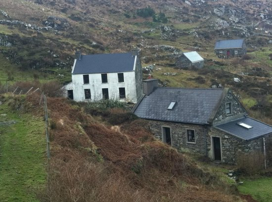 Castletownbere, İrlanda: Falling for a dancer - Movie set location