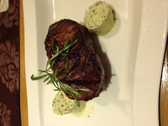 Top Hotel Burg Wegberg: Fleisch aus Argentinien!