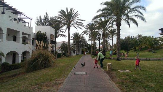 TUI MAGIC LIFE Fuerteventura: Part of the resort