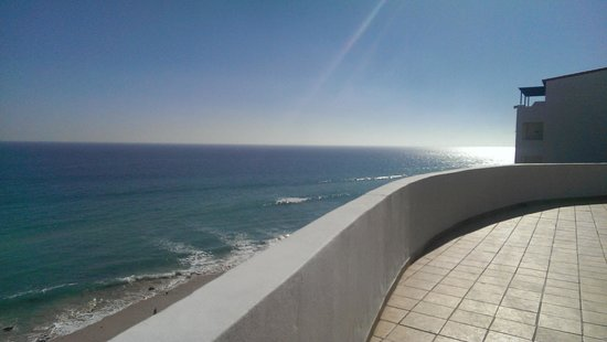 TUI MAGIC LIFE Fuerteventura: view of the stunning sea