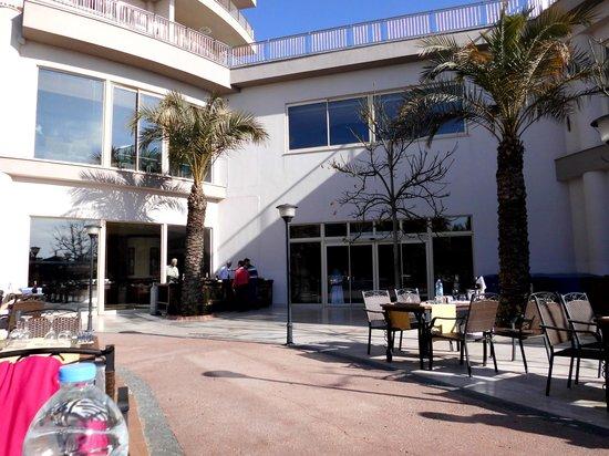 Liberty Hotels Lara : Blick auf das Restaurant