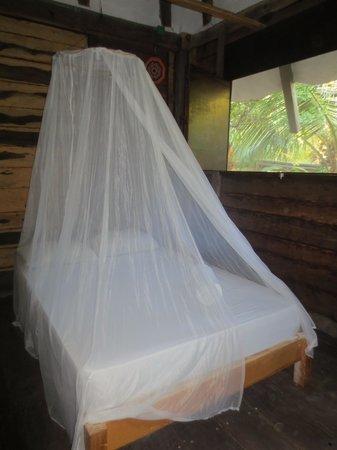 Hostel & Cabanas Ida y Vuelta Camping: Notre cabana no 8