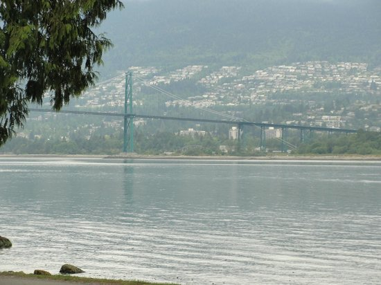 Stanley Park : View from the Seawall