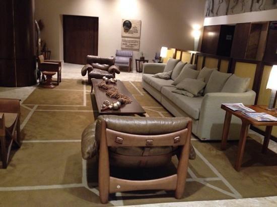 Wish Hotel da Bahia by GJP: the hall