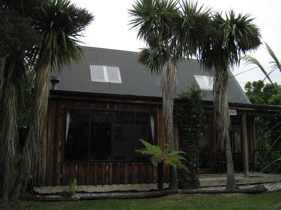Fantail Lodge : Fantail Cottage