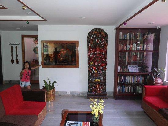Swagath Holiday Resorts: Lobby