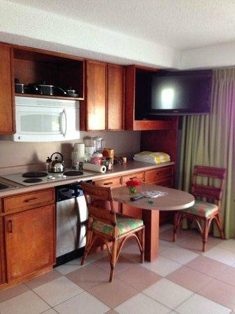 The Summit Hotel : Kitchen