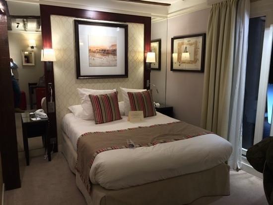 Best Western Hotel Folkestone Opera : Camera standard n. 605 sesto piano con terrazza