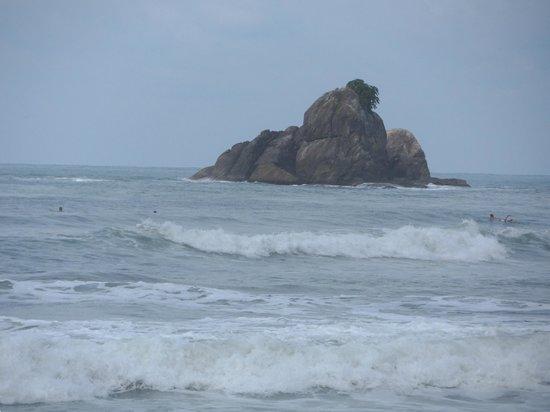 Juquehy Beach: Visual