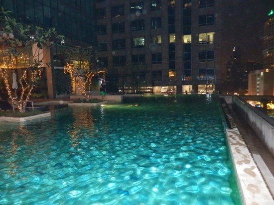 Sivatel Bangkok: piscine