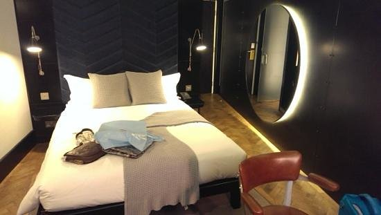 The Hoxton, Shoreditch : Room on 1st Floor, Hoxton Hotel