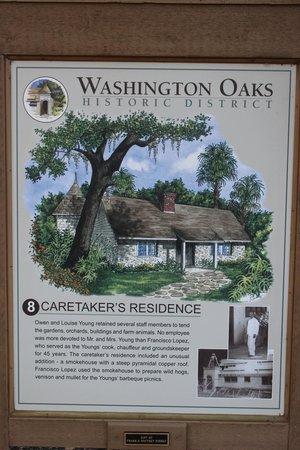 Just After Christmas Picture Of Washington Oaks Gardens State Park Palm Coast Tripadvisor