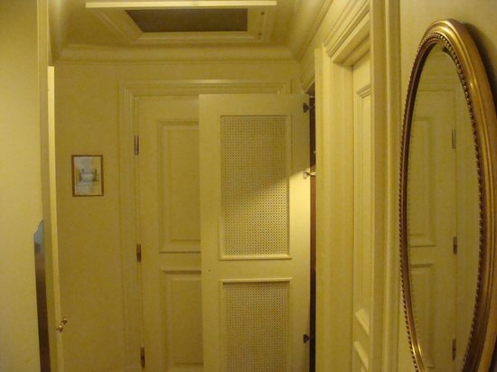 Grand Hotel Wien: номер