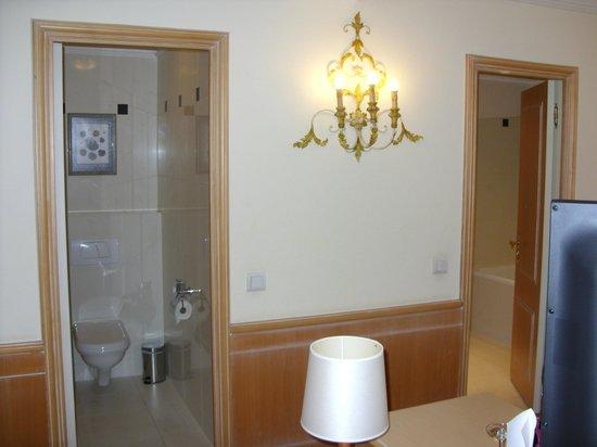 Crowne Plaza Hotel Salzburg - The Pitter: ZImmer