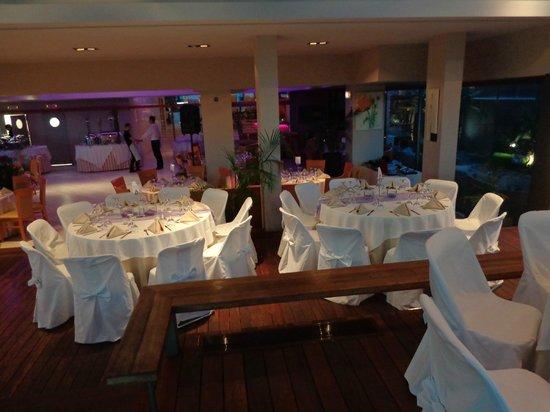 Palace Hotel Bomo Club: Préparée pour un mariage