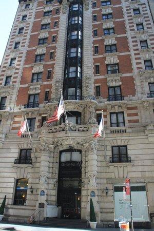 La Quinta Inn & Suites Manhattan: vista del Hotel