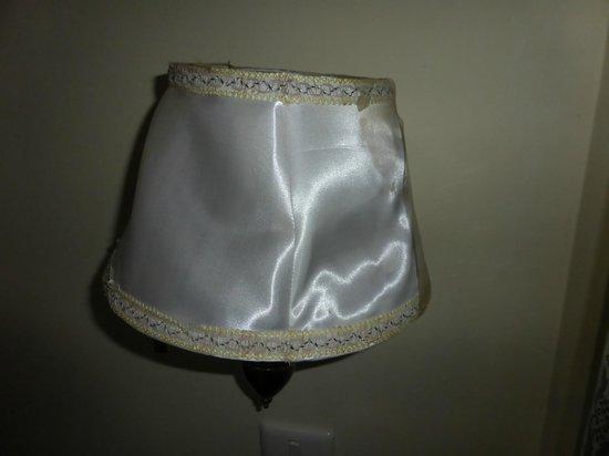 Vansana Vang Vieng Hotel: Old lamp