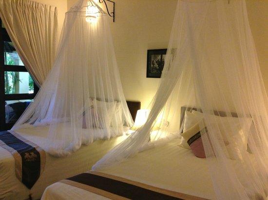 Pavillon d'Orient Boutique-Hotel: Room 16