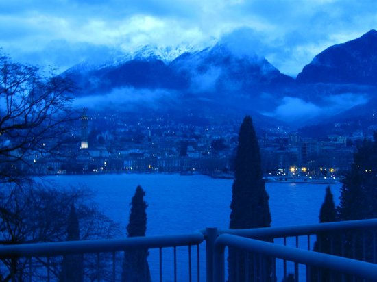 Clarion Collection Hotel Griso Lecco: the view from the room