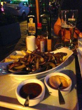 VilarO: tasteful appetizers
