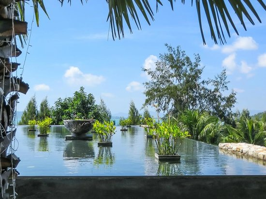 The Westin Siray Bay Resort & Spa Phuket : Near Lobby