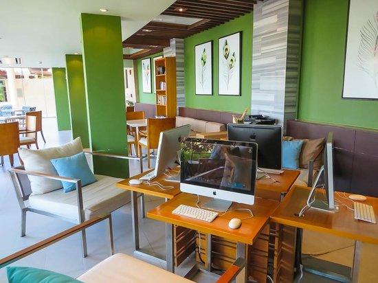 The Westin Siray Bay Resort & Spa Phuket : Computer room/cafe