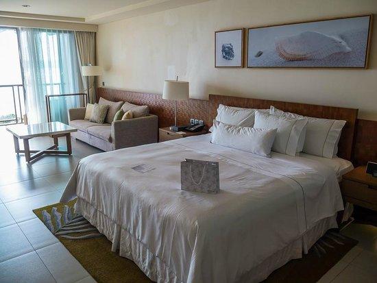 The Westin Siray Bay Resort & Spa Phuket : Bed