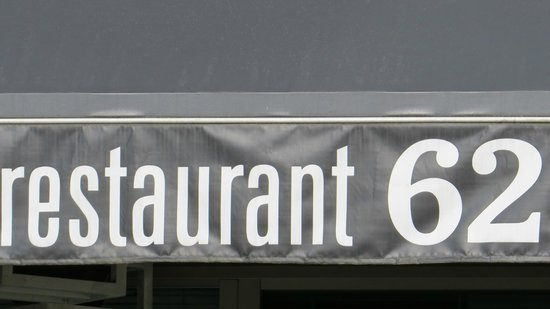 Restaurant 62: Entrance