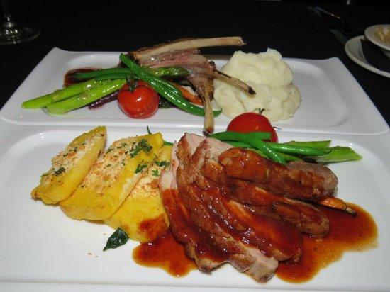Restaurant 62: Haute Cuisine