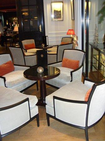 Hotel Sacher Salzburg : Orangerie 2