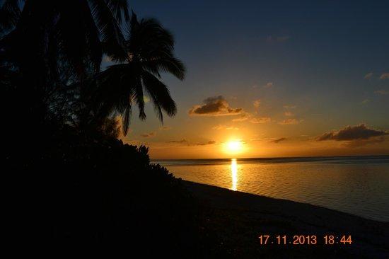 Amuri Sands, Aitutaki: 3