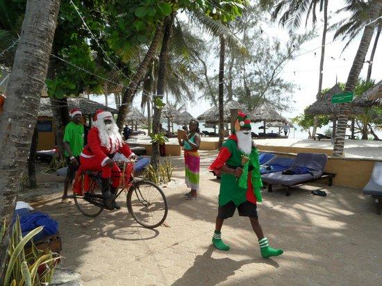 Turtle Bay Beach Club : Santa