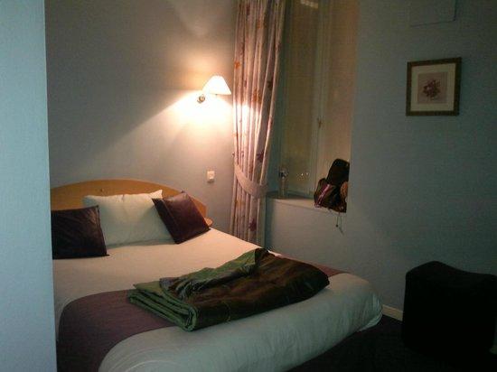 Hotel France Albion : camera